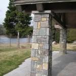 Elite BLue Granite Paulas Dream Blend Pillars