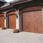 Elite Blue Granite Drystack Ledgerock garage