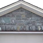 Elite Blue Granite Northern Collection Garage detail
