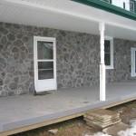 Elite Blue Granite Random house front