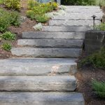 Colonial Classic Rockfaced Steps