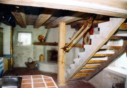 blacksmith shop cottage