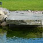 diving rock elite blue granite slab