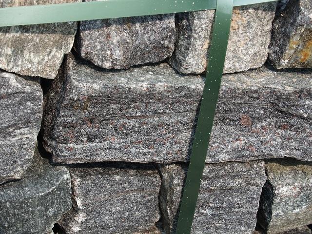 Elite Blue Granite Stone close up