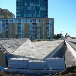 elite blue granite fire fighters memorial construct