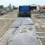 Elite Blue Granite Large Landing Slabs