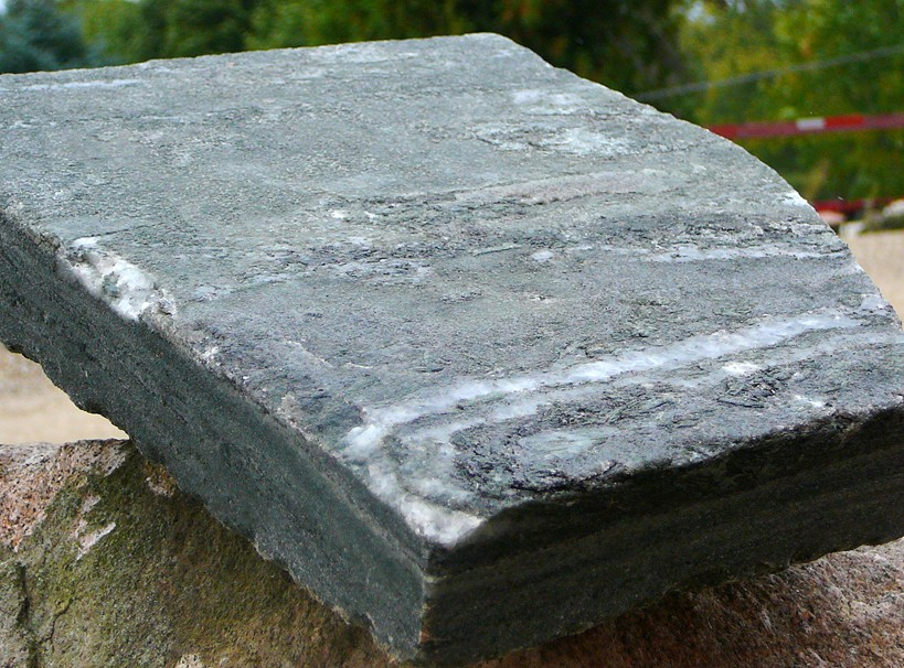 elite blue granite sawn and textured finish