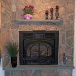 fireplace colonial classic random