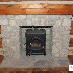 fireplace tumbled blend  harvest gold limestone