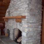 firplace weatheredge weathered ledgerock
