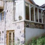 random house side split fieldstone