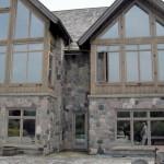 split fieldstone random house backview