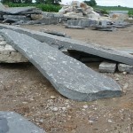 Elite Blue Granite Landing Slabs