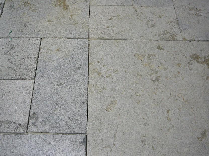 Weatheredge Limestone Bush Hammered Finish