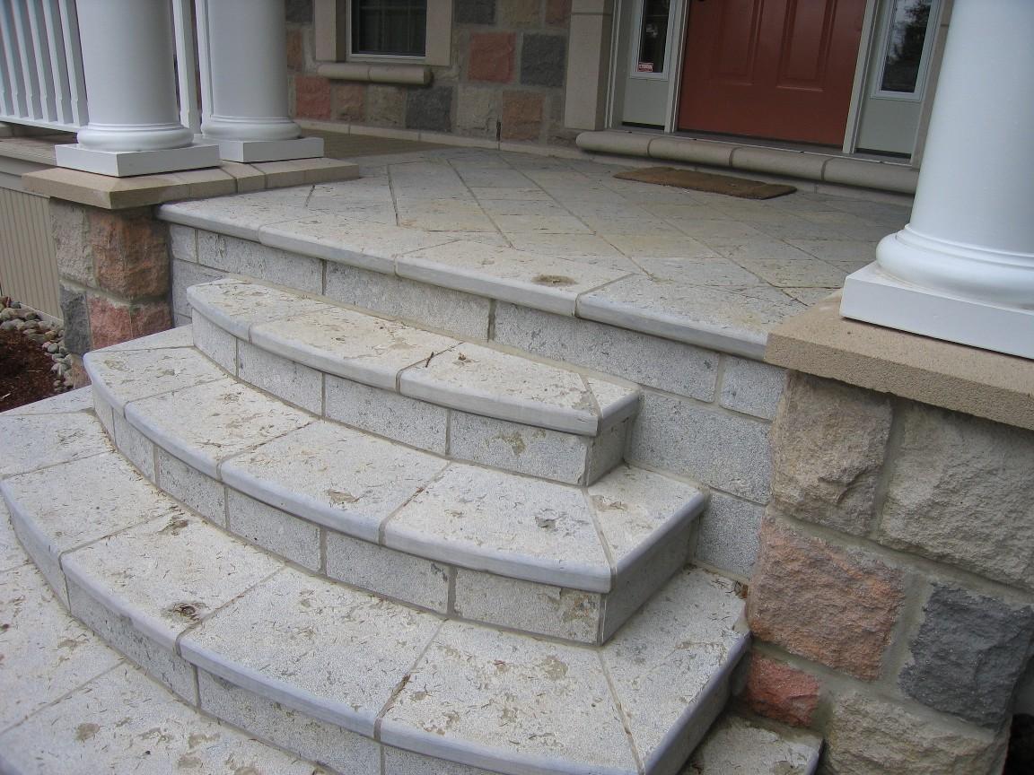 Weatheredge Limestone Square Cut Flagstone