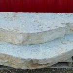 Weatheredge Limestone Weathered Face Steps