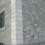 weatheredge limestone northern collection building corner