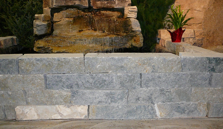 Weatheredge Limestone Sawn Height Wallstone
