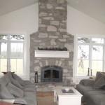 weatheredge limestone tumbled blend fireplace