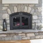 weatheredge limestone tumbled blend fireplace front