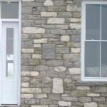 weatheredge limestone tumbled blend house detail