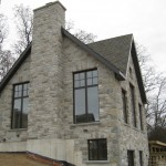 weatheredge ottawa valley tumbled blend house side view